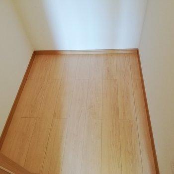 2人分しっかりと入りそうです※写真は16階の同間取り別部屋のものです