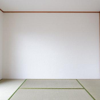 【和室】寝室にしても良さそうです。※写真は1階の同間取り別部屋のものです