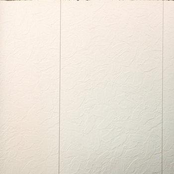 【洋室4.5帖】窓の向こうは壁。通気用としての窓ですね。