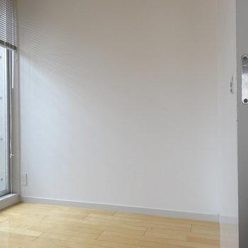 おっとこちらは…? ※写真は3階の同間取り別部屋のものです。