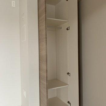 【LDK4.5帖】家具を追加しなくてもいいんです。※写真は7階の同間取り別部屋のものです