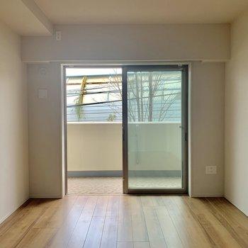 もう1つのお部屋です※写真は2階の同間取り別部屋のものです