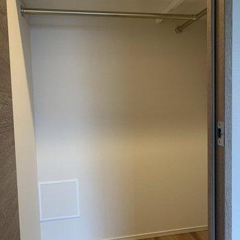 大容量◎※写真は2階の同間取り別部屋のものです