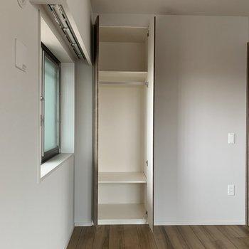 【5.5帖】ちょっとした収納がここにも※写真は7階の同間取り別部屋のものです