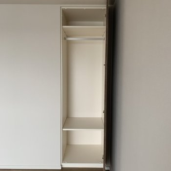 【5.1帖】ちょっとした収納※写真は7階の同間取り別部屋のものです
