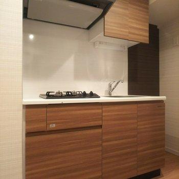キッチンもデザイン性◎