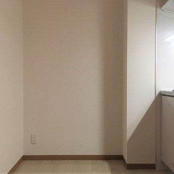 しかしこのキッチンスペースの広さ!