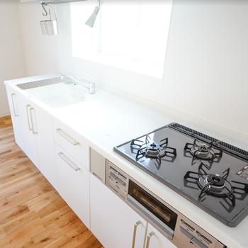 【イメージ】人気の人工大理石を使ったキッチンが新しく入ります!