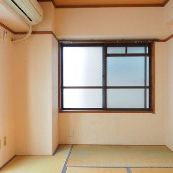 【工事前】畳も無垢床に変身しますよ※写真は似た間取りの別部屋です