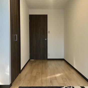 個室② こちらも程よい広さです