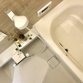 こんな可愛いお風呂ずっと入っていたいです