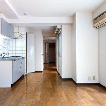 白基調の素敵なお部屋※写真は前回募集時のものです。