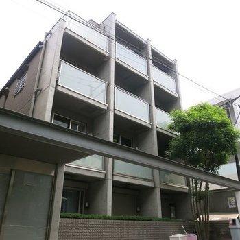 CITY SPIRE西新宿(旧KWプレイ