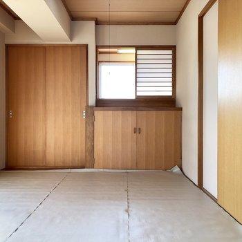 和室でほっこりしましょう〜