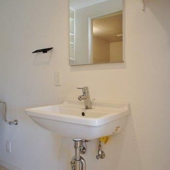 シンプルおしゃれな洗面台に ※写真は前回募集時のものです