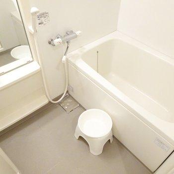 バスルームもなかなか広めです!