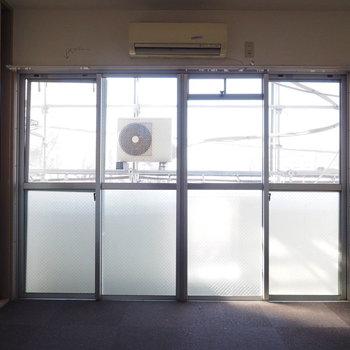 【工事前】大きな窓!