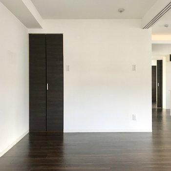 3つの中で一番広いお部屋なんです