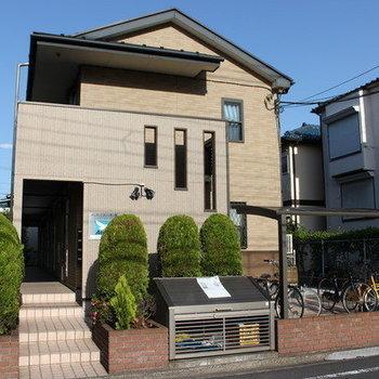 インフィニティー竹ノ塚