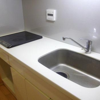 掃除がしやすそうなキッチン ※写真は前回募集時のものです