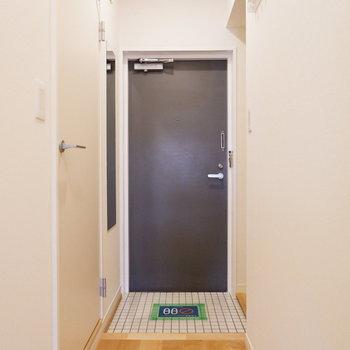 お出迎えするのが楽しくなりそう♪※家具・小物はサンプルです