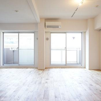 【イメージ】大きな家具も難なく置けそう!