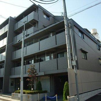 ルーブル中野富士見町伍番館