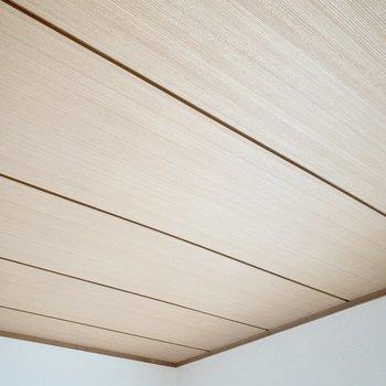 【和室】和室の天井だけデザインが違いました!