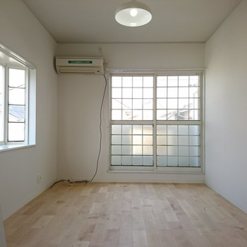 角部屋の明るいお部屋のリノベーション