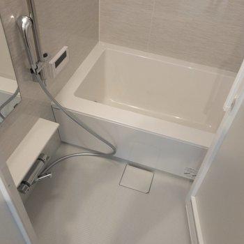 高級感のあるお風呂です