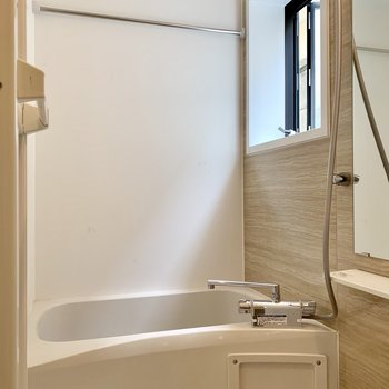 バスルームはちとコンパクト※写真は前回募集時のものです