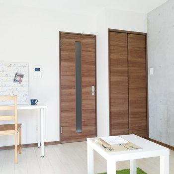シンプルで清潔感のあるお部屋!※写真は前回募集時のものです