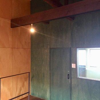 天井が高いのがいいね!※写真は同タイプ別室のものです