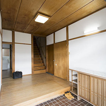 東福寺7分戸建
