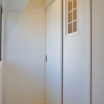玄関広々なので◎※写真は同タイプの別室