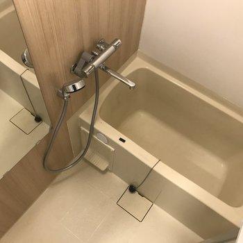 浴室は既存ですが、綺麗に!
