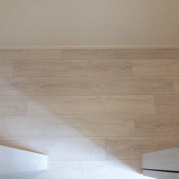 二人暮らしで丁度くらい。※写真は2階の同間取り別部屋のものです