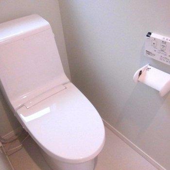 洗面台と同室です※写真は前回募集時のものです。