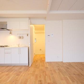 【イメージ】好きな家具を好きな配置で※キッチンの位置は異なります