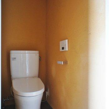 トイレはウォシュレット付き!※写真は前回募集時のものです。