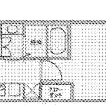 バルコニーもある1Kのお部屋です。