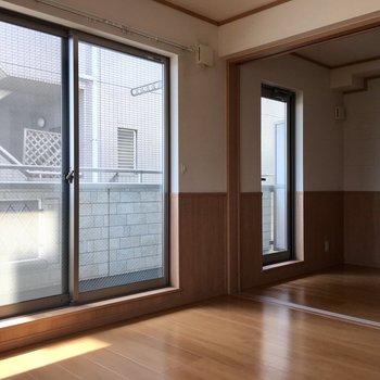 大きな窓も魅力です。※写真は前回募集時のものです