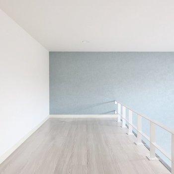 ロフトは寝室として使いましょ※写真は同間取り別部屋のものです