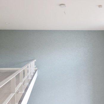 このブルー、いい色だなぁ♪※写真は同間取り別部屋のものです