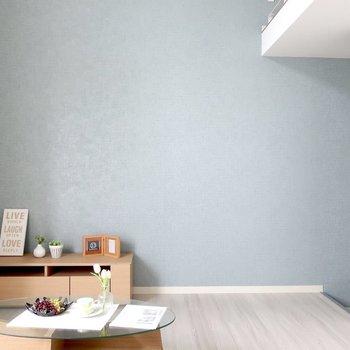 空色に包まれて◎※写真は反転間取り別部屋、モデルルームのものです。