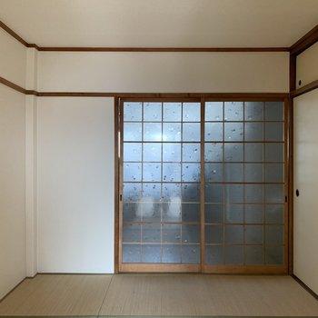 和室⓵】この和室4.5のお部屋は寝室にでもいいかも〜