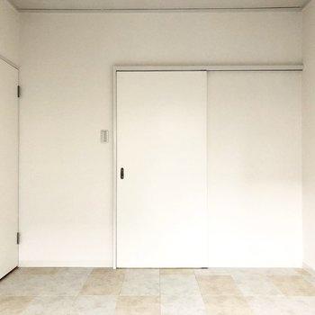 あの扉は・・・