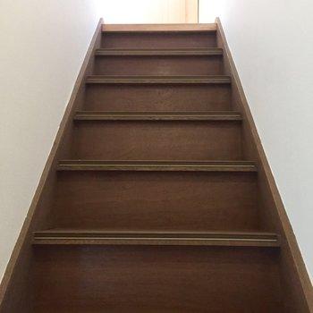 さてさて2階へ行きましょう