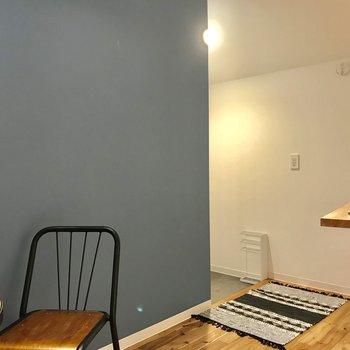 こちらで食事を済ませることで洋室のスペースを有効活用できます※写真は前回募集時のものです
