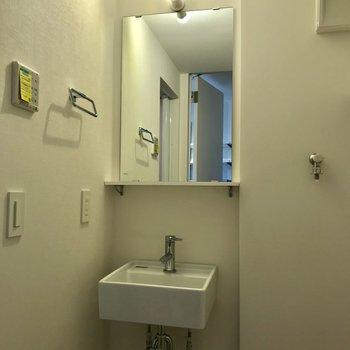 すっぽり洗面台※写真は前回募集時のものです